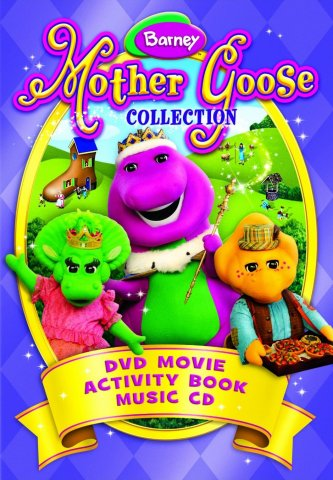 barney - mother goose collection 2011 dvd5dvdrip