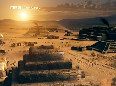 bbc horizon - the lost pyramids of caral 2002