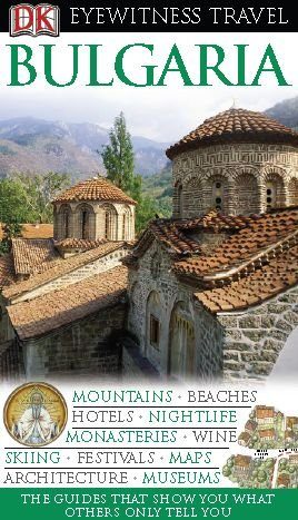 bulgaria eyewitness travel guides