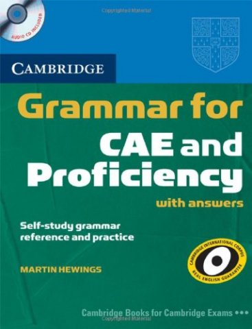 cambridge grammar for cae and proficiency book audio