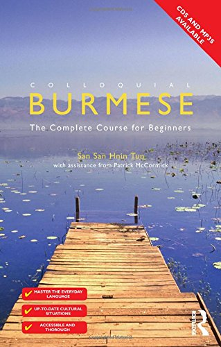 colloquial burmese pdf book