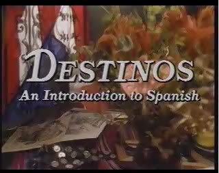 Destinos  An Introduction to Spanish Video Course