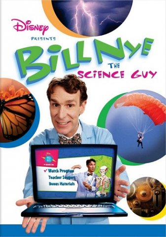 disney educational - bill nye the science guy 100 episodes dvdrip