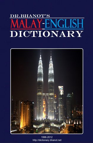 dr bhanots malay-english dictionary