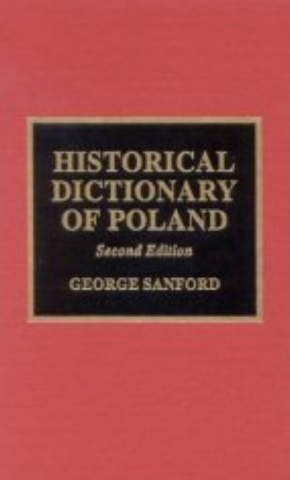 historical dictionary of poland