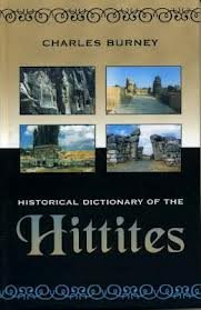 historical dictionary of the hittite