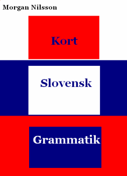 kort slovensk grammatik basics of slovene grammar in german