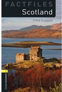 scotland book with audio cd stage 1