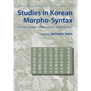 studies in korean morpho-syntax