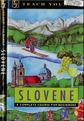 teach yourself slovene a complete course for beginner cd