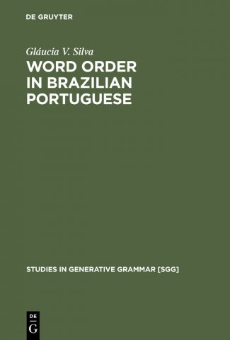 word order in brazilian portuguese