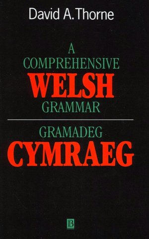 a comprehensive welsh grammar