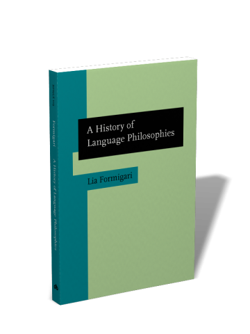 a history of language philosophies