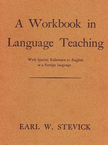 a workbook in language teaching with special reference to english as a foreign language