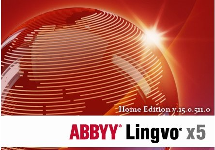 abbyy lingvo x5 home edition 15 0 511 0