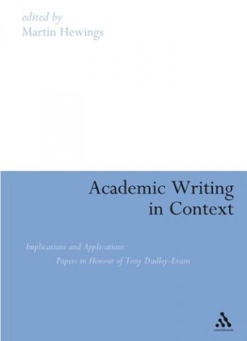 context in writing Writing is an important, and unavoidable, part of being in college as a student who is pursuing a higher education, one can expect to draft countless numbers of.