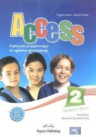 access 2 students book