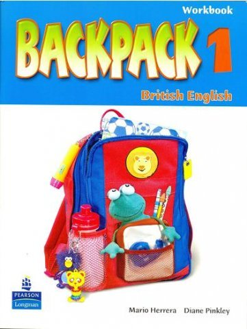 backpack 1 workbook