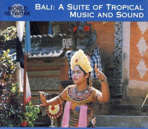 bali - traditional musicians - a suite of tropical music and sounds