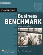 business benchmark upper-intermediate book and audio