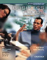 business focus pre-intermediate student book audio and video