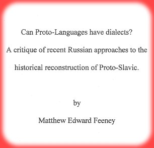 To Study Russian Dialects 83