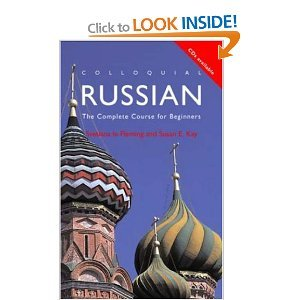 colloquial russian-the complete course for beginning-book