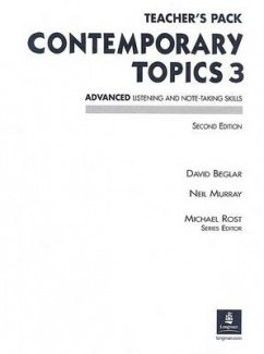 contemporary topics 3 2nd edition teachers pack