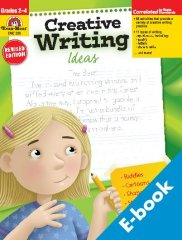 creative writing ideas revised edition grades 2-4