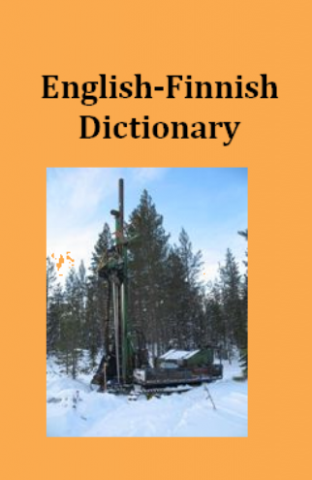 english8722finnish dictionary 1 752 entries