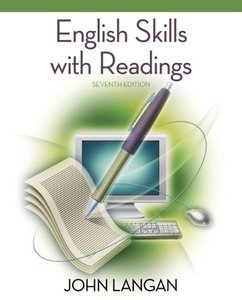 english skills with readings 7 edition