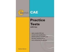 exam essentials cae practice tests with key with cd