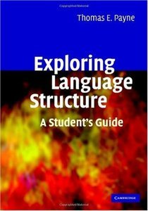 exploring language structure a students guide1