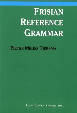 frisian reference grammar