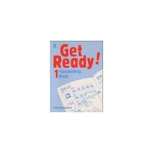 get ready 1 handwriting book