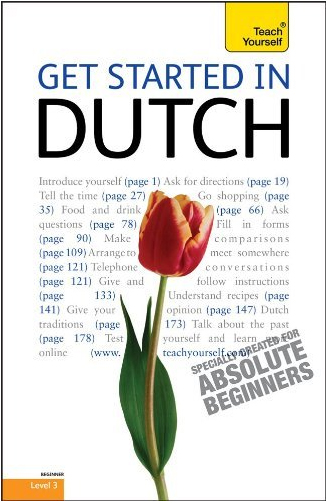 get started in dutch a teach yourself guide