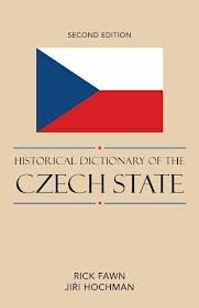 historical dictionary of the czech state