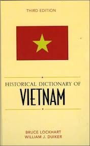 historical dictionary of vietnam