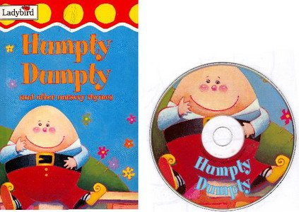 humpty dumpty and other nursery rhymes book and audio