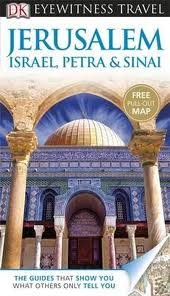 jerusalem israel petra sinai dk eyewitness travel guides