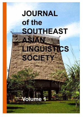 journal of the southeast asian linguistics society