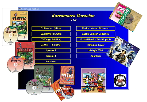 karramarro ikastolan v1 2 the best collection of basque educational materials for children ever