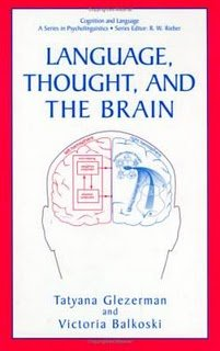 language thought and the brain
