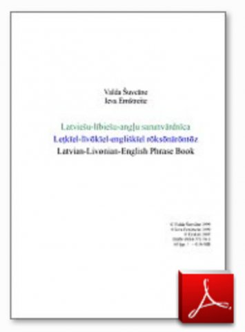 latvian-livonian-english phrase book