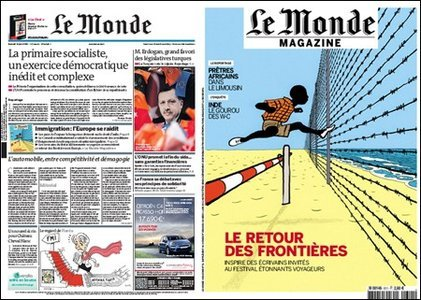 le monde - 11 june 2011 supplement