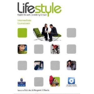 lifestyle intermediate student book and audio