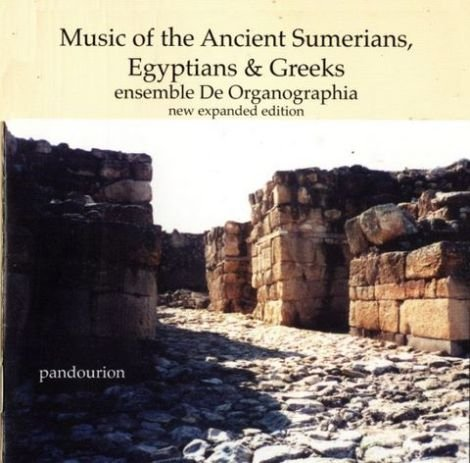 music of the ancient sumerians egyptians greeks
