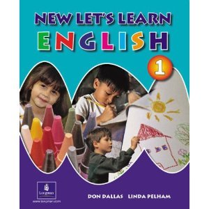 new lets learn english pupils book 1 and handwriting book pack