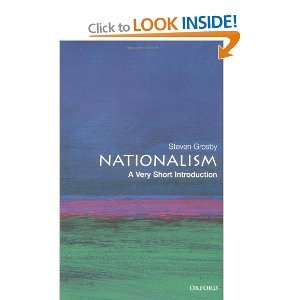 oxford very short introductions nationalism textaudiobook