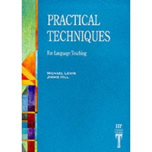 practical techniques for language teaching